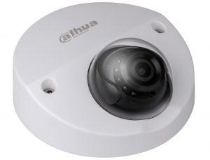 Camera HDCVI Dome auto 2.4MP, microfon, IR 20m  Dahua HAC-HDBW2220F-M