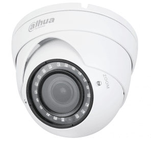 Camera HDCVI Dome 4MP exterior, IR 30m, varifocala 2.7-13.5mm 5x  Dahua HAC-HDW1400R-VF