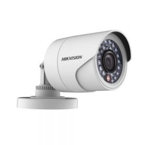 Camera Bullet Turbo HD 2MP, IR 20m, PoC Hikvision DS-2CE16D0T-IRE