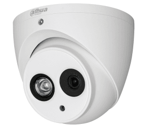 Camera HDCVI Turret 4MP exterior, IR 50m Dahua HAC-HDW1400EM