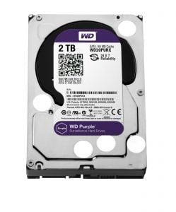 HDD WD Purple 2TB, WD20PURZ