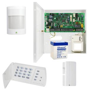 Sistem complet antiefractie Spectra, GPRS, 2 senzori de miscare KSP-GPRS-2C