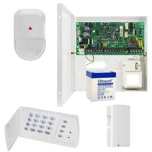 Sistem complet antiefractie Spectra, GPRS, 2 senzori de miscare KSP-GPRS-2NV5G