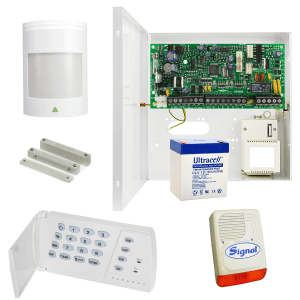 Sistem complet antiefractie Spectra, 2 senzori de miscare, contact magnetic KSP-HOME-2CME