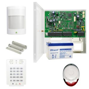 Sistem complet antiefractie Spectra, 1 senzor de miscare, contact magnetic KSP55-HOME-2CM