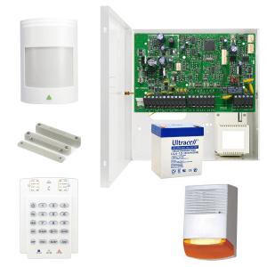 Sistem complet antiefractie Spectra, 1 senzor de miscare, contact magnetic KSP55-HOME-2CMEF6